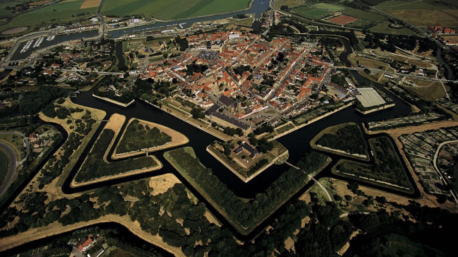 Plan Ville De Gravelines